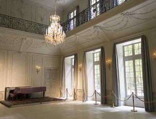 Salon de musique - chateau des eveques © 2017_MariaTV