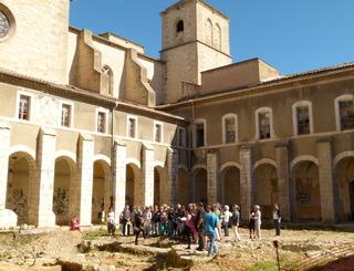 Abbaye d'Aniane (3) ©CCVH