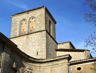 Abbaye d'Aniane (1) ©OTI SGVH