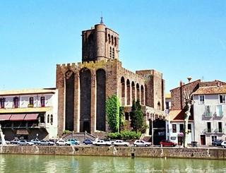 cathédrale agde