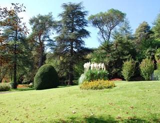 jardin de l'usclade 1 BIS parc de l'usclade - oti lamalou les bains