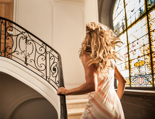 escalier---olivier-octobre Olivier Octobre
