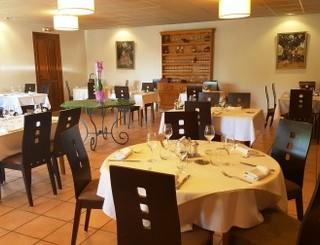 Restaurant St Jean De Fos La Pourpre Et Les Oliviers