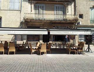 Le vintage pezenas for Restaurant a pezenas