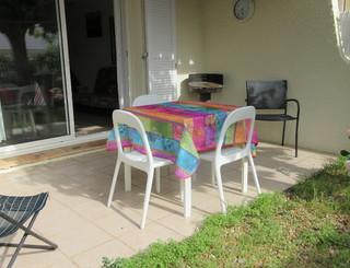 Résidence Les Andalouses au Cap d'Agde - Jardin 2020-Azura Agency