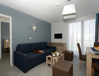 Résidence Odalys Prestige Nakâra - Intérieur d'un appartement 2 pièces 6 personnes Résidence Odalys Prestige Nakâra