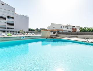 Résidence Vacancéole Le Saint Clair ** au Cap d'Agde - La piscine 2019-Vacancéole