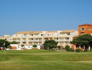 Résidence Palmyra Golf - La résidence vue du golf Résidence Palmyra Golf