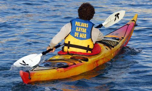 Palavas kayak de mer palavas les flots - Kayak de mer 2 places ...
