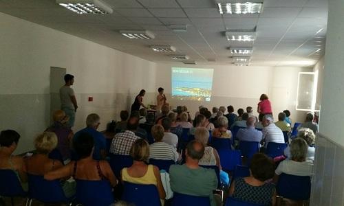 Soiree de bienvenue de l 39 office de tourisme balaruc les - Office de tourisme de balaruc les bains ...