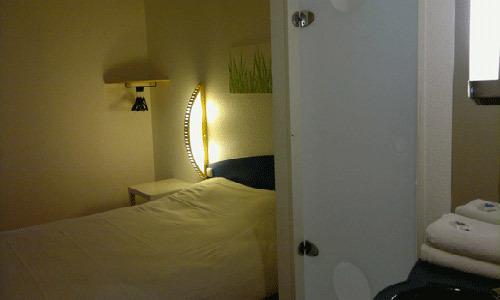 Hotel ibis budget sete for Prix chambre hotel ibis