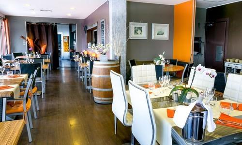 A la voile blanche bouzigues for Restaurant la maison blanche montpellier