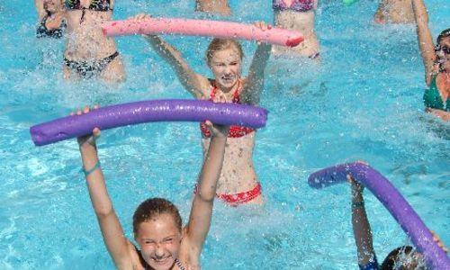 Camping le clos virgile serignan for Camping le touquet avec piscine
