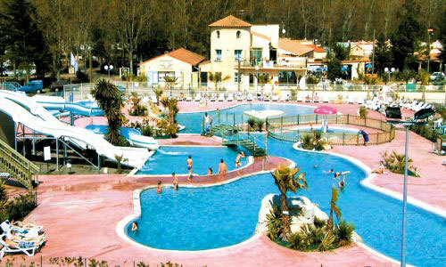 Camping club cap soleil vias for Club piscine soleil chicoutimi