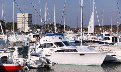Port du chichoulet vendres - Office du tourisme de port vendres ...