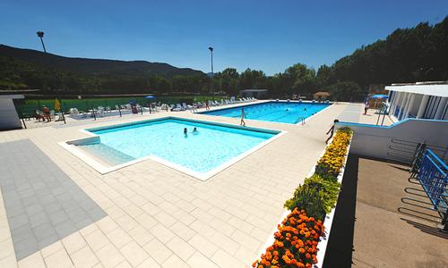 piscine municipale bedarieux