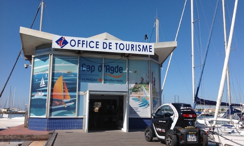 office de tourisme du cap d 39 agde point saisonnier centre port agde. Black Bedroom Furniture Sets. Home Design Ideas