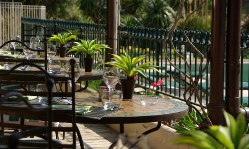 Hotel Restaurant La Source Villeneuvette