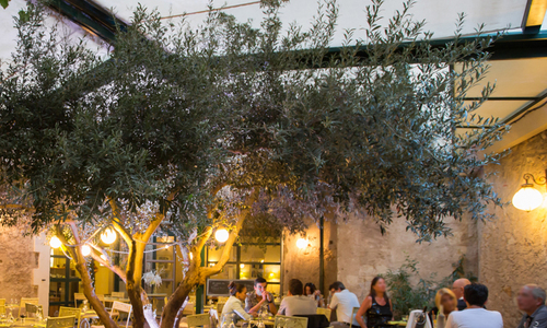 Le patio beziers for Patio exterieur