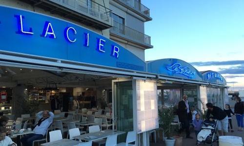 Terrasse Restaurant Enleve Beziers