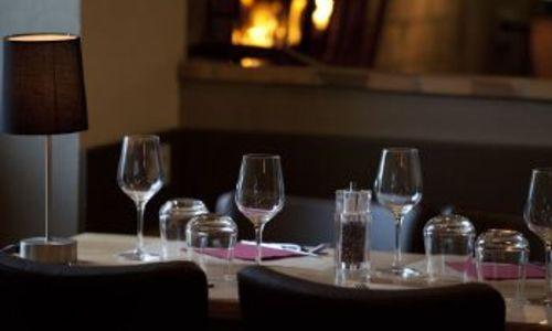 Le pressoir saint saturnin de lucian for Le pressoir restaurant