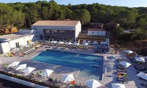 Vvf villages 39 39 les vignes 39 39 montagnac for Village vacances herault avec piscine
