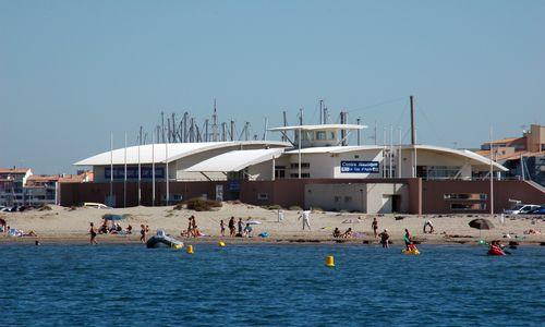 Centre nautique du Cap d'Agde_établissement 2 © M. BOURRIQUEL