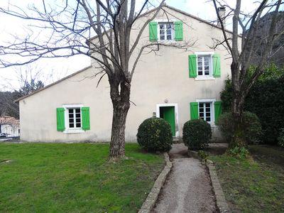 Gîte le Chalet à St-Gervais-sur-Mare (avant) Maison cévenole des ATP