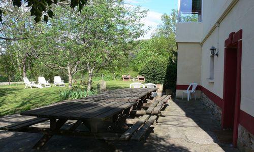Gîte Le Refuge de Nebuzon - Terrasse grand jardin 2 Le Refuge du Nebuzon