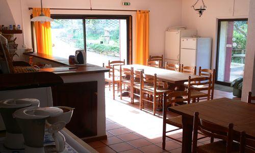 Gîte Le Refuge de Nebuzon - Côté cuisine Le Refuge de Nebuzon