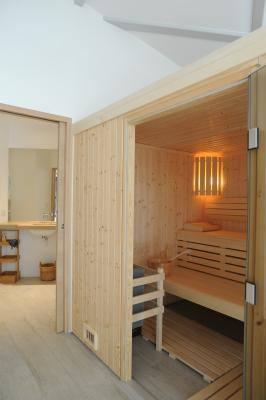 Espace sauna Gîtes de France