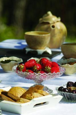 Moment de convivialité autour du petit-déjeuner Gîtes de France