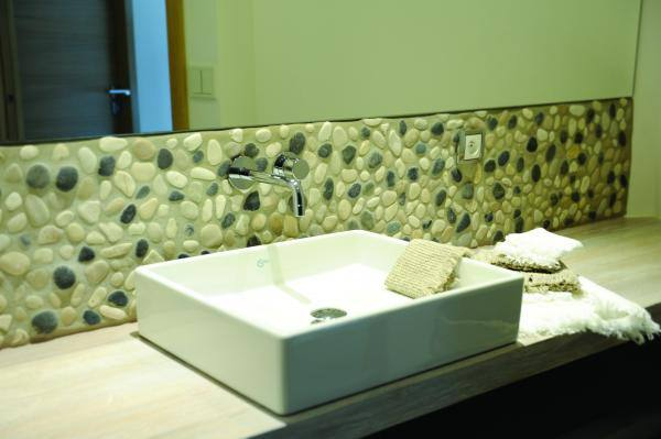 Salle d'eau CH Agathe Gîtes de France