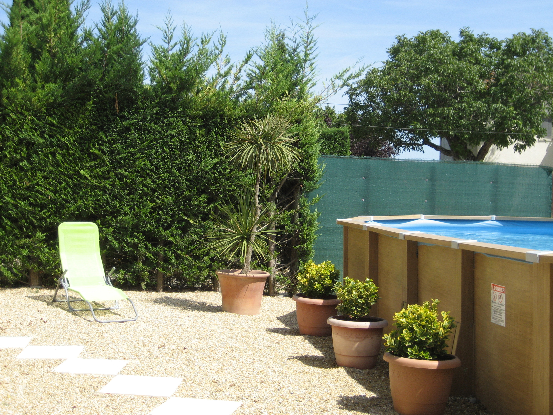 La terrasse pezenas - Pezenas piscine ...