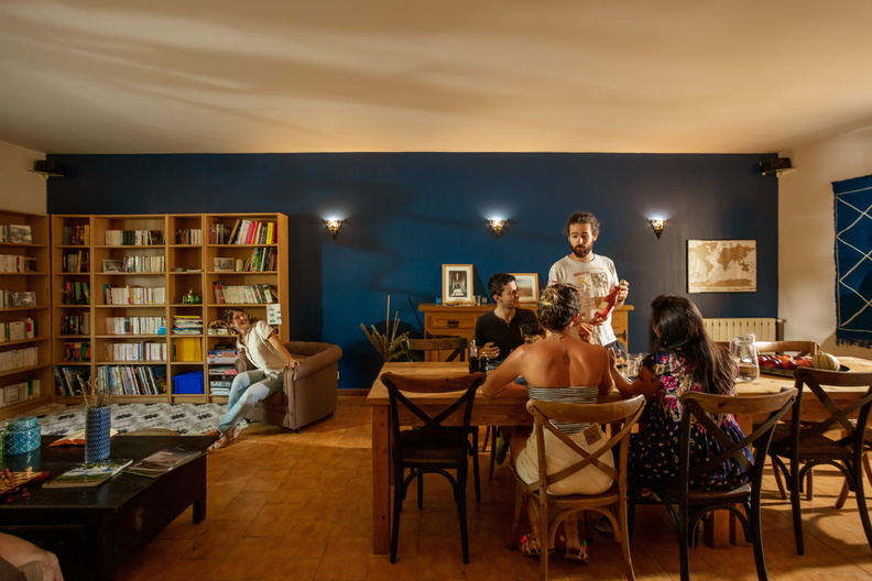 La table d''hôtes herve leclair / aspheries.com