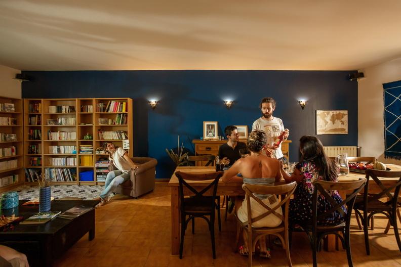 Table d'hôtes herve leclair / aspheries.com