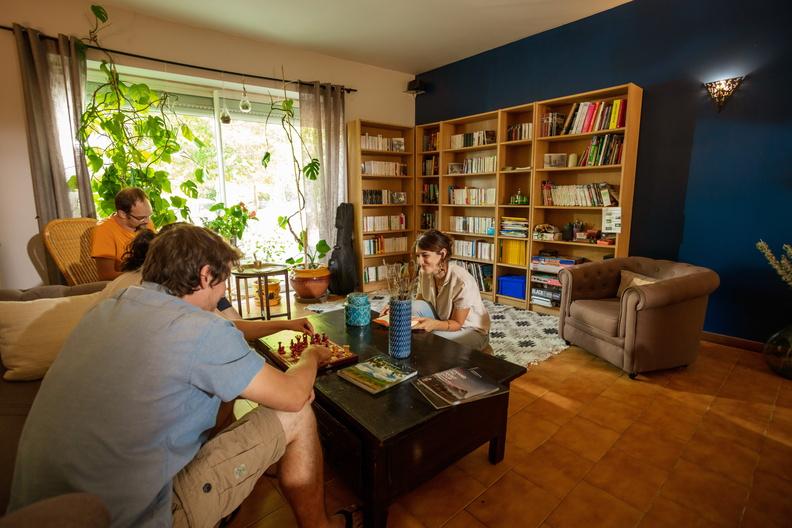 Le salon herve leclair / aspheries.com