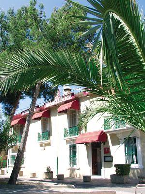 HOTEL MARTINEZ BALARUC-LES-BAINS_1 HOTEL MARTINEZ