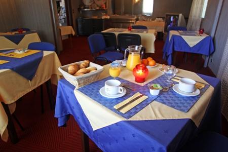 fabregues petit dejeuner © logis Hérault - Bruno Garcia