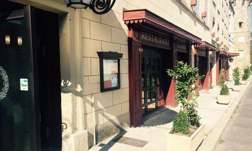 logis herault - hotel de la paix - facade 2 logis herault - bruno garcia