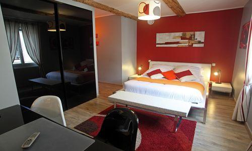 hotel residence chambre 3 logis herault - bruno garcia