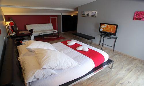 hotel residence chambre 5 logis herault - bruno garcia