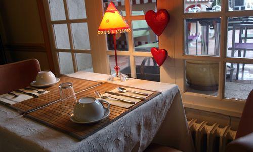 hotel residence petit dejeuner 1 logis herault - bruno garcia
