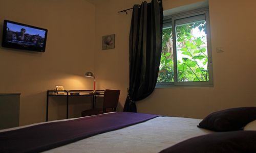 hotel residence chambre 1 logis herault - bruno garcia