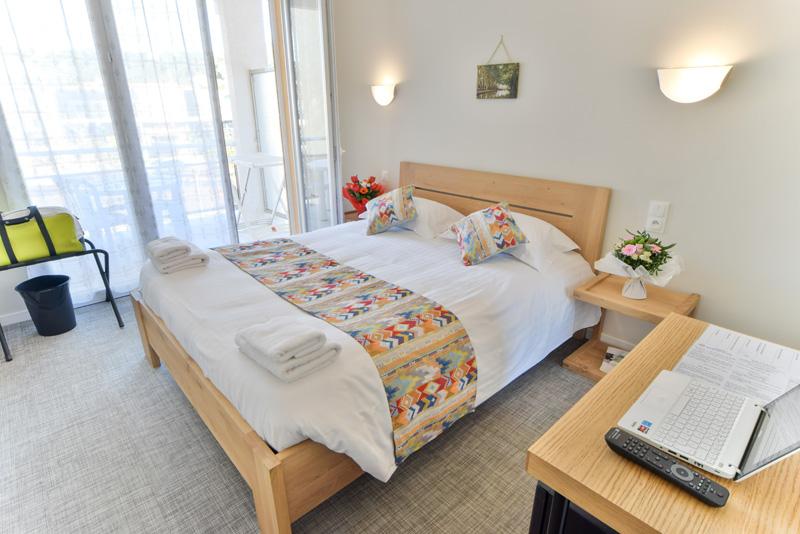 hotel-sables-or-chambre-dou Jean-Marc BOURGOIS - Hôtel Sables d'Or
