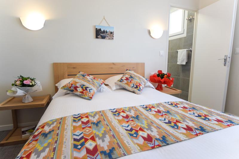 hotel-sables-or-chambre Jean-Marc BOURGOIS - Hôtel Sables d'Or