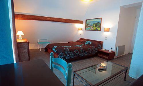 le chalet chambre 3 logis herault - bruno garcia