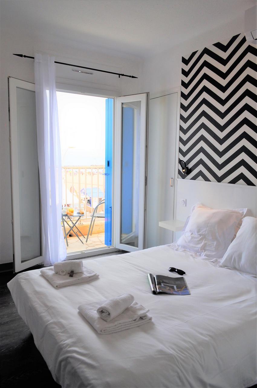 Double-front-de-mer-balcon Hotel de la Mer