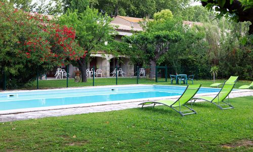 auberge de la tour - piscine 2 logis herault - bruco garcia - auberge de la tour