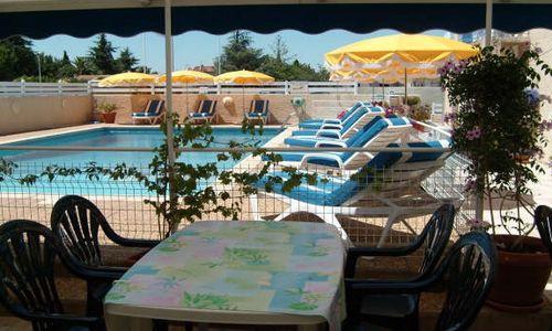 Hotel Mucrina à Vias Mr Hebert